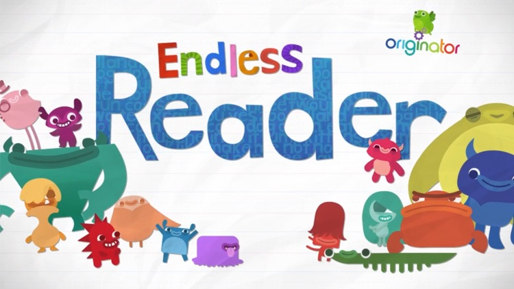 Endless Reader app image