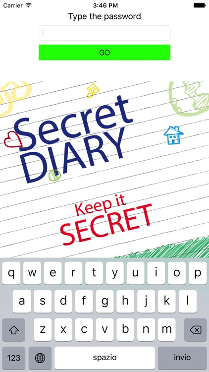 My Secret Diary Keep it secret
