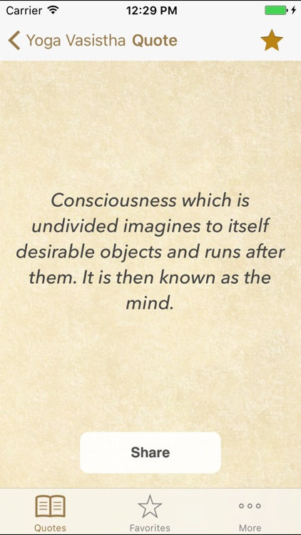 Yoga Vasistha quotes - a jewel of Advaita Wisdom