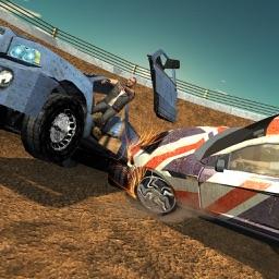 Xtreme Car Demolition Race