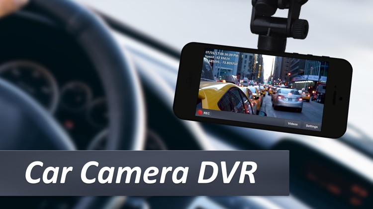 Car Camera DVR - GPS Blackbox & Dashcam