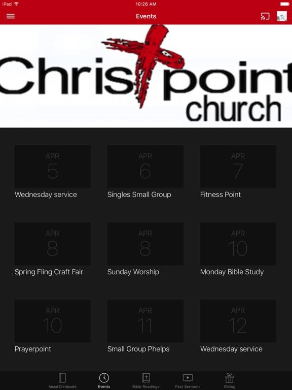 Christpoint Church of TN screenshot 5