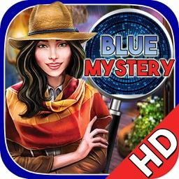 Blue Mystery Hidden Objects 3 in 1
