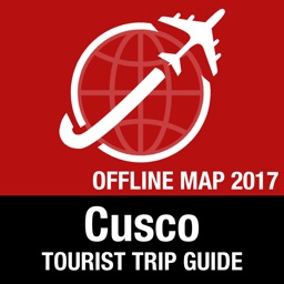 Cusco Tourist Guide + Offline Map