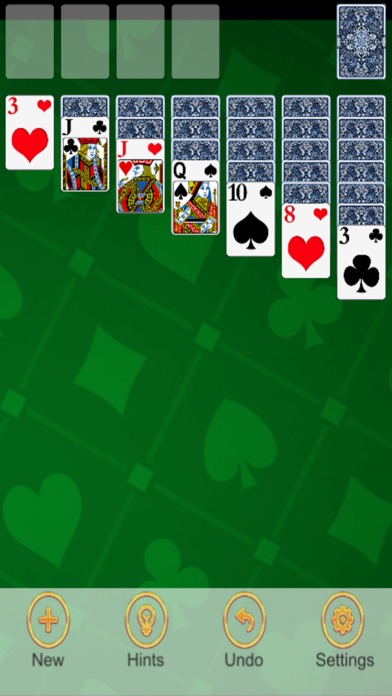 ! Solitaire Screenshot