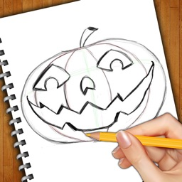 Learn How To Draw Halloween