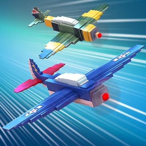 Airplane Fantasy . Pixel Aircraft Simulator iOS App