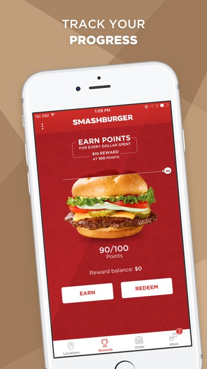 Smashburger Rewards screenshot-0