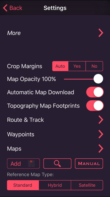 Topo Nomad screenshot-4