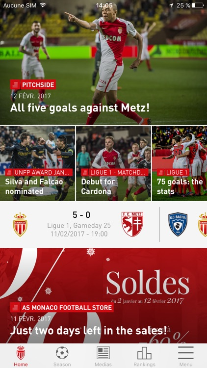 AS Monaco screenshot-1
