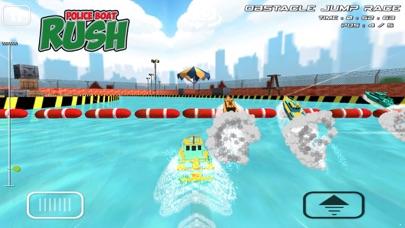 警察ボートラッシュ:3D警察ボートレースのおすすめ画像3