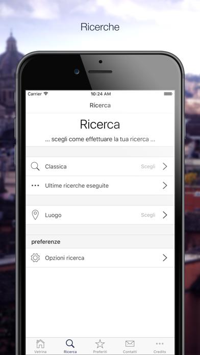 Screenshot of Il polo immobiliare2