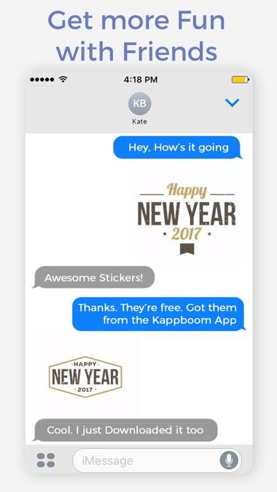 New Year 2017 screenshot two