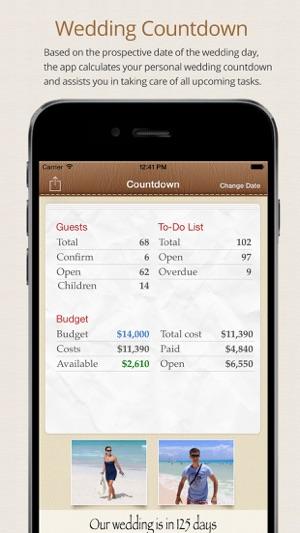 Wedding Planner App.Wedding Planner For Brides
