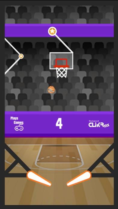 Pinball Hoops screenshot two