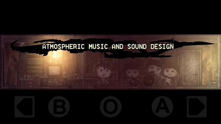 DISTRAINT: Pocket Pixel Horror screenshot-3