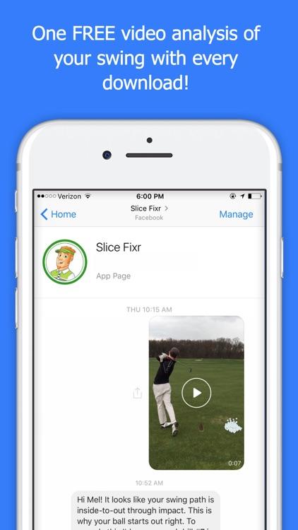 Slice Fixr - Golf Instruction & Practice Drills