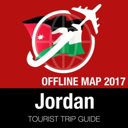 Jordan Tourist Guide + Offline Map
