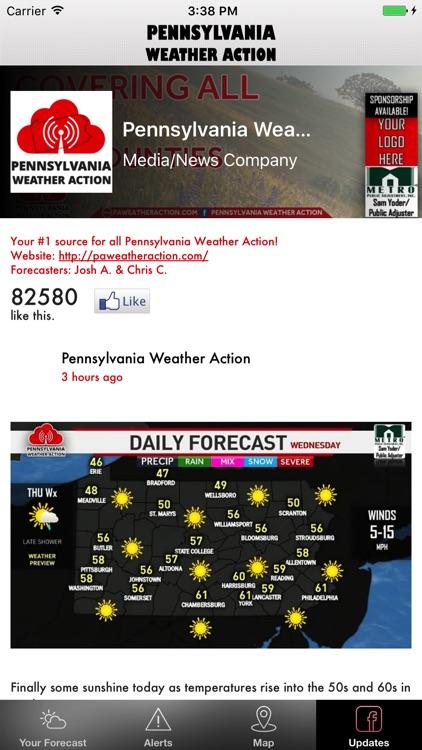 PA Weather screenshot-3