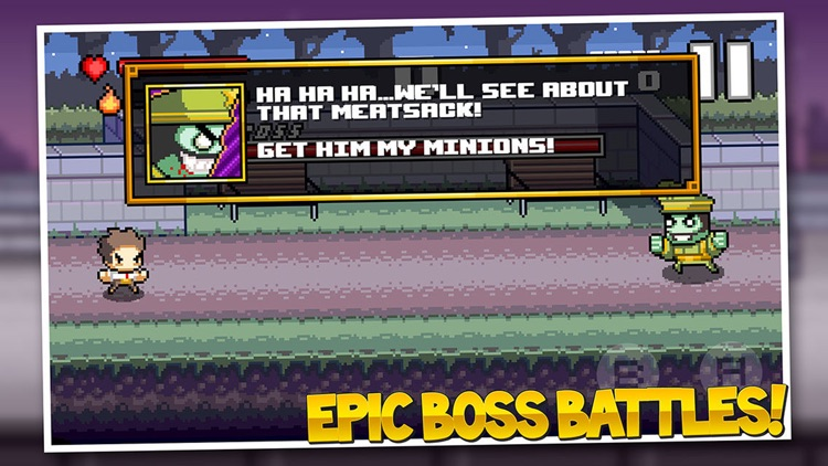 Beatdown! screenshot-4