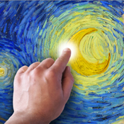 Starry Night Interactive Animation icon