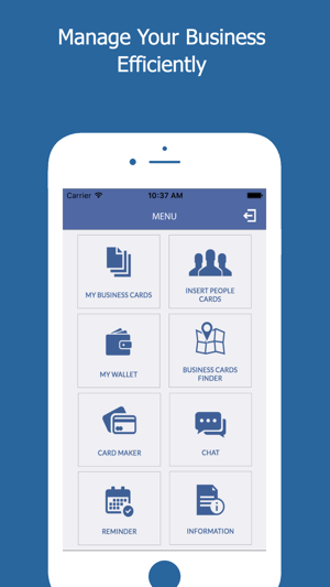Business cards info bci on the app store colourmoves