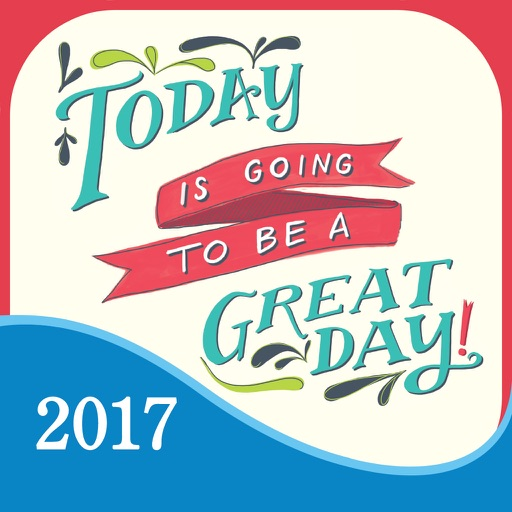 Today is Going to Be a Great Day! Page-A-Day 2017 icon