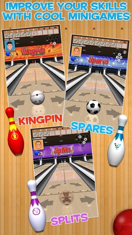 Strike! Ten Pin Bowling screenshot-3