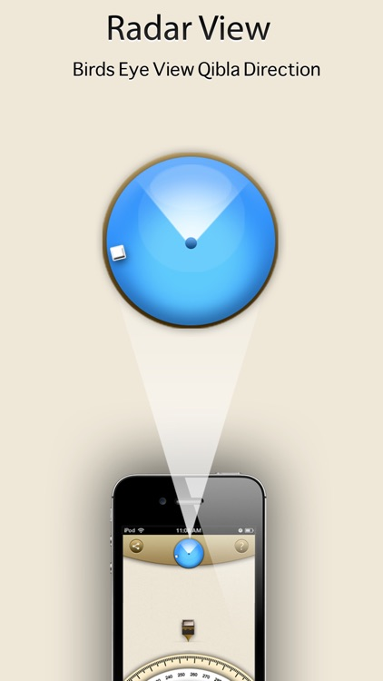 Qibla Compass screenshot-1