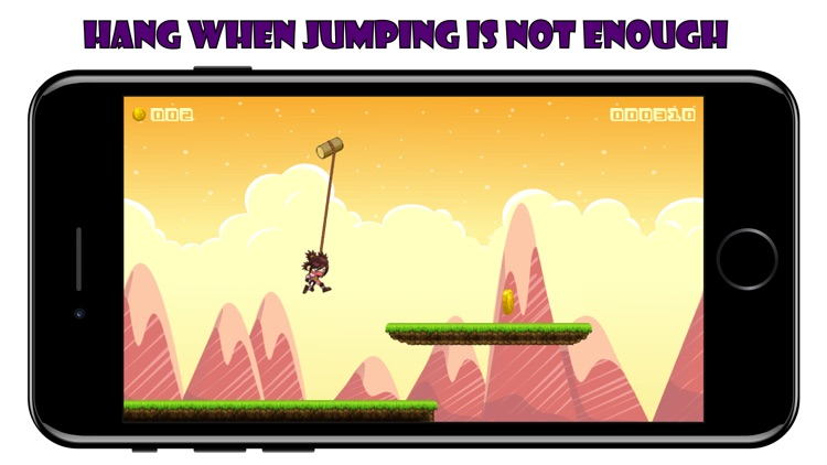 Jump & Hang screenshot-1