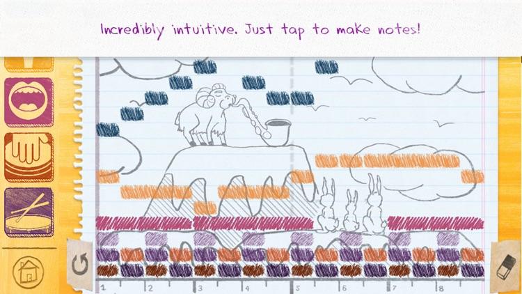 Sketch-a-Song Kids screenshot-0