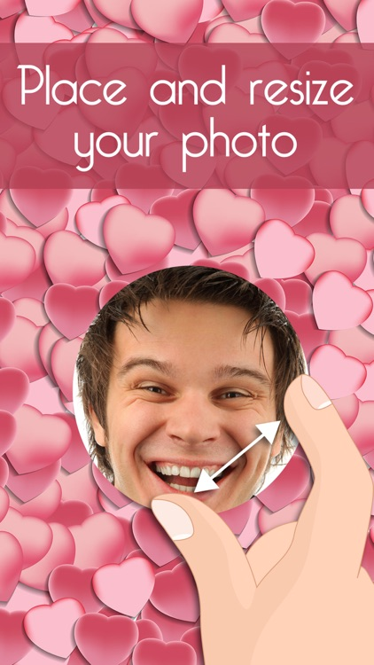 Valentine's Day - Personalised Love Cards Maker screenshot-1