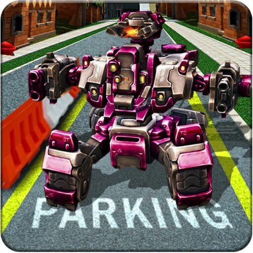 Hero Robot Parking