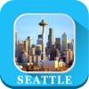 Seattle Washington - Offline Maps Navigator