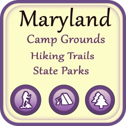 Maryland Campgrounds & Hiking Trails,State Parks