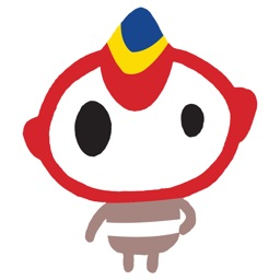 Winter Character Sticker