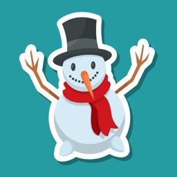 Merry Christmas - Happy New Year Stickers iMessage
