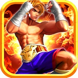 Kung Fu Master-real boxing street fight champions