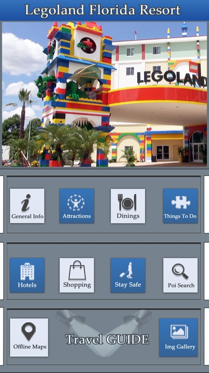 The Great App For Legoland Florida Resort screenshot-0