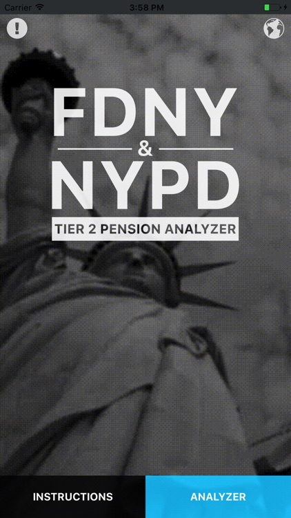 FDNY & NYPD Tier 2 Pension Analyzer