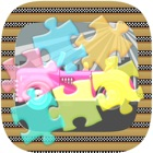 Classic Car jigsaw collection kids age 4 to 7 icon