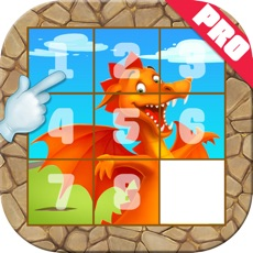 Activities of Dinosaur Slide Puzzle For Kids Pro