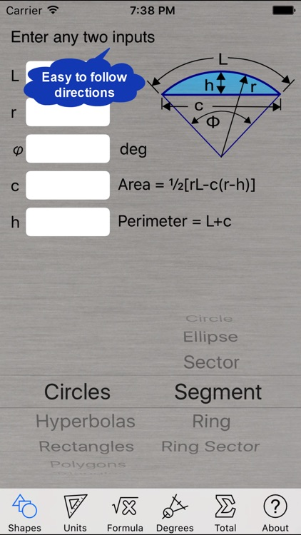 Area Calculator screenshot-1