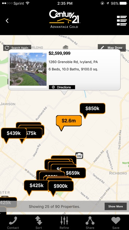 PA & NJ Homes for Sale Mobile Real Estate screenshot-2