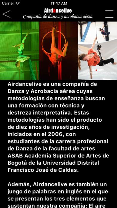 Airdancelive screenshot 3
