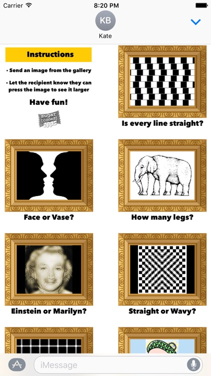 Optical Illusion Art Gallery screenshot-4