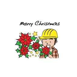 Little Construction Worker stickers by wenpei