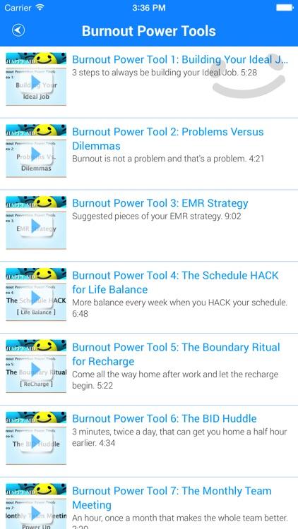 Burnout Proof