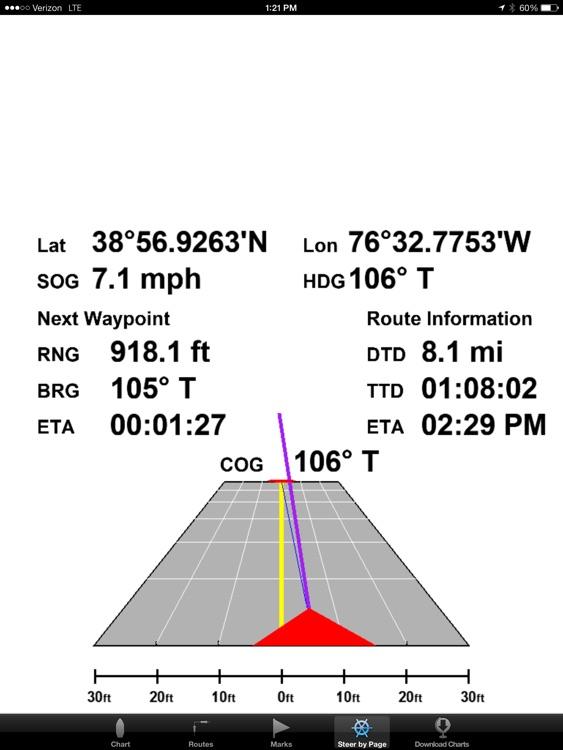 Maptech iPlot screenshot-4