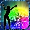 Just Dance & Flick the disco ball - Toss & Enjoy